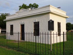 Grigsby's Bluff Jail